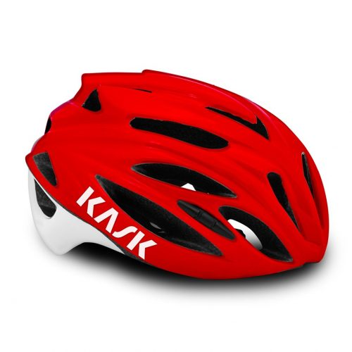 casco-kask-rapido-rojo