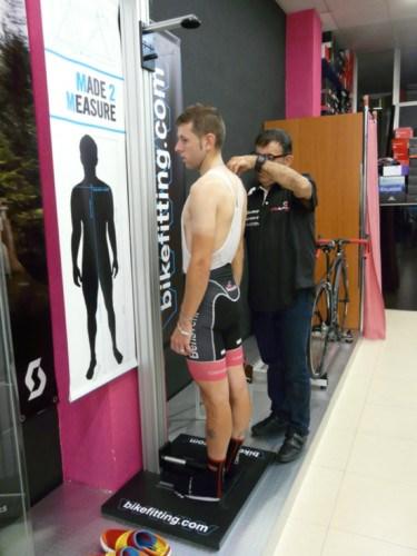 Servicio de Biomecanica Bikefitting Ciclos Benavent