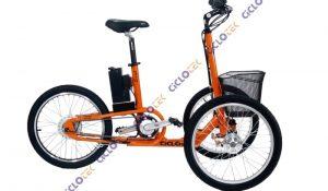 Triciclo Eléctrico Soul