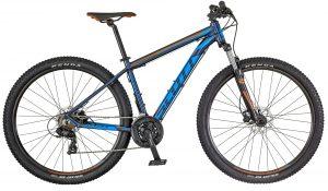 Scott Aspect 960 azul/naranja