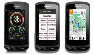 GPS Xplova E5 Evo, con  camara integrada