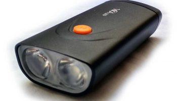 Faro Vika Con Bateria integrada, Led 1000 lumens