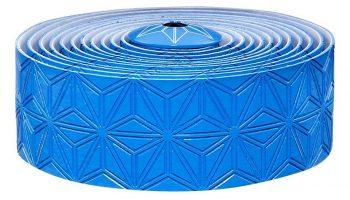 Cinta de manillar Supacaz monocromatica azul