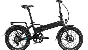 Bicicleta Electrica MONZA Smart eBike plegable