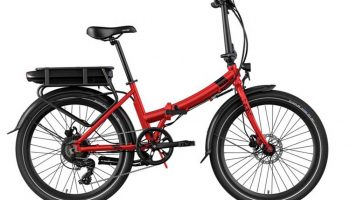 Bicicleta Electrica Legent SIENA Smart eBike, plegable
