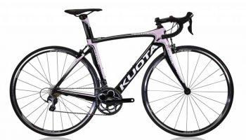 Kuota Kryon, Shimano 105 completo negro/rosa