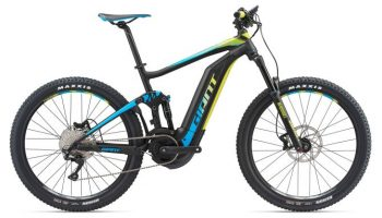 Bicicleta Electrica Giant Full-E+ 3