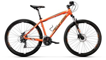 Conor 6300 disco hidraulico, naranja