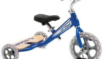 Triciclo Giant azul