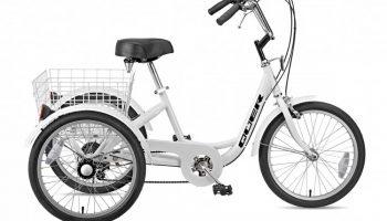 Triciclo Quer 6v