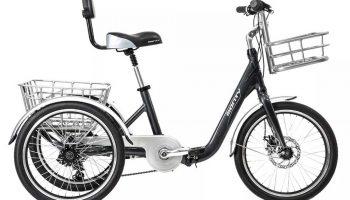 Triciclo Monty plegable