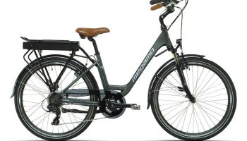 Bicicleta Electrica Megamo City E-Bike