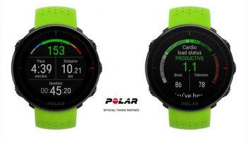 Polar Vantage  M, correa verde + negra de regalo