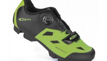 Zapatilla Ges MTB Mountracer negra/verde