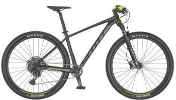 Scott Scale 970, negro/amarillo