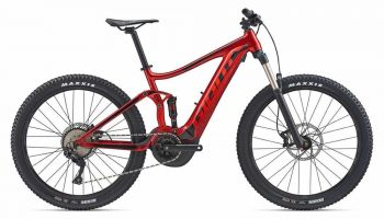Giant Stance 2 E+Ebike Power