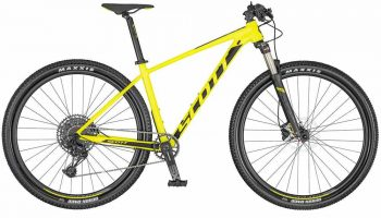 Scott Scale 970, amarillo
