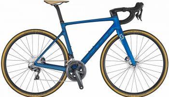 Scott Addict RC 30 azul